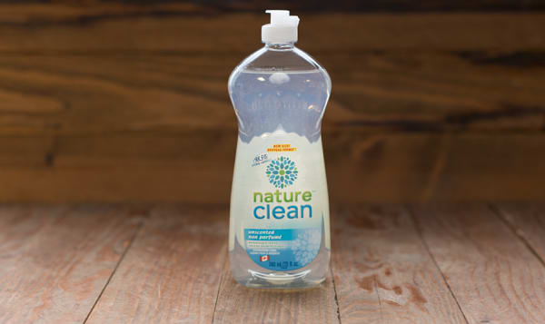 Unscented Dishwashing Liquid