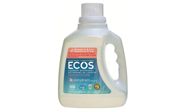 ECOS Liquid Laundry - Magnolia & Lily