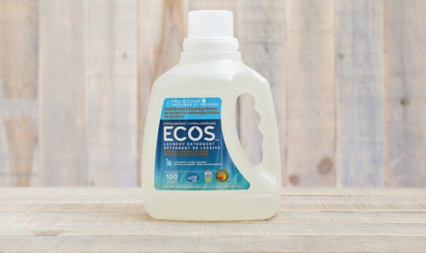 ECOS Liquid Laundry - Free & Clear