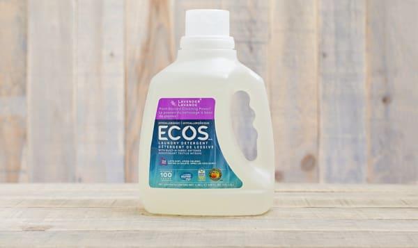 ECOS Liquid Laundry - Lavender