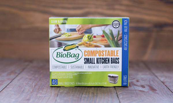 10L Small Kitchen Bags - Value Pack