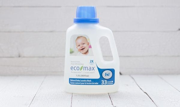 Natural Baby Laundry Wash