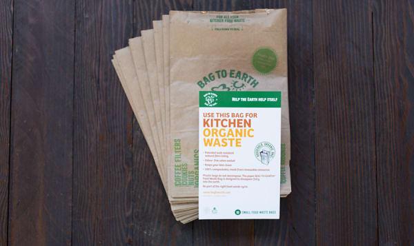 Food Waste Bag - Small