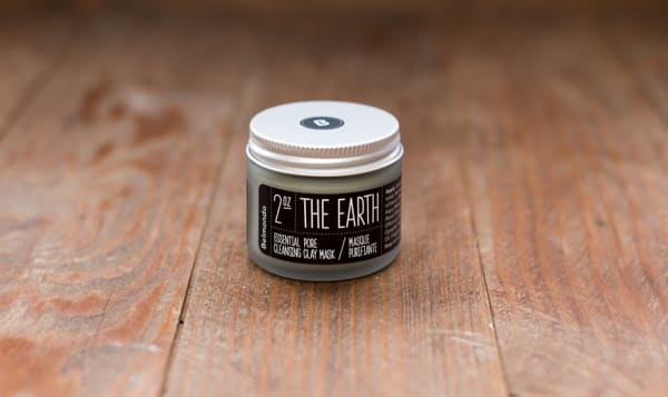 The Earth Clay Mask
