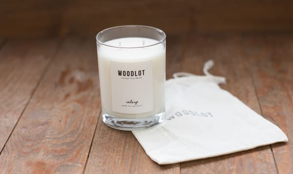 Coconut Wax Candle - Recharge