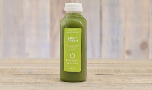 Organic Light Green