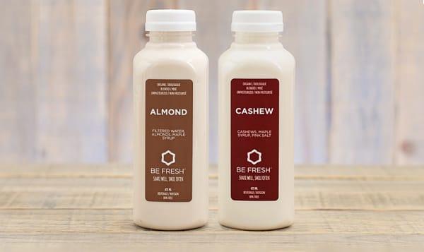 Organic Nut Milk Sampler