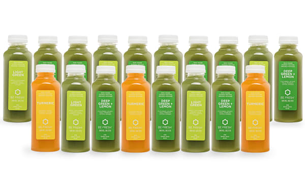 Organic The Grind: 3 Day Cleanse