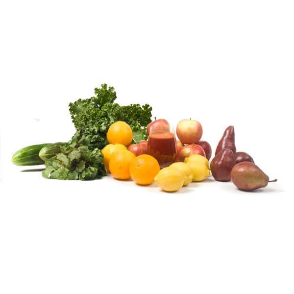 Organic Seasonal Juicing Box