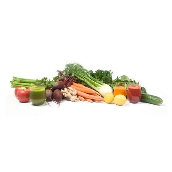 Organic Detox Juicing Box