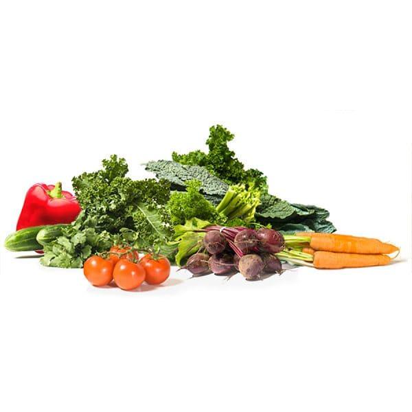 Organic All Vegetable Juicing Box