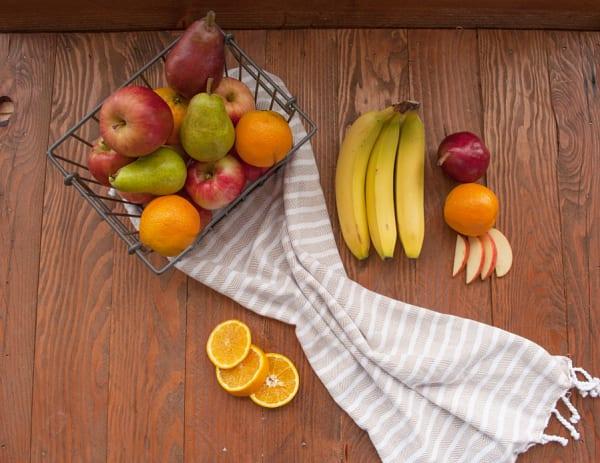Organic Fruit Salad Kit