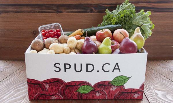 Local Produce Box - BC Grown
