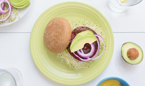 Veggie Burger Ingredient Bundle