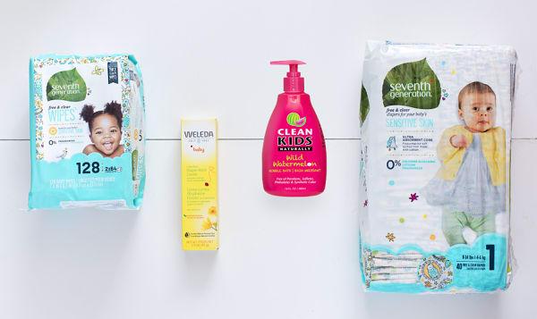 Clean Baby Bundle