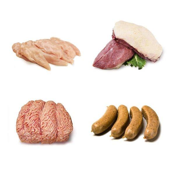 Poultry Selection (Frozen)