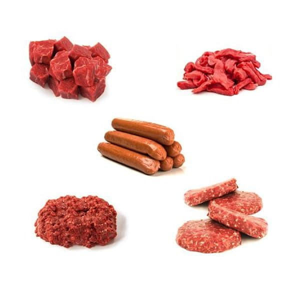 Weekday Beef Solution (Frozen)