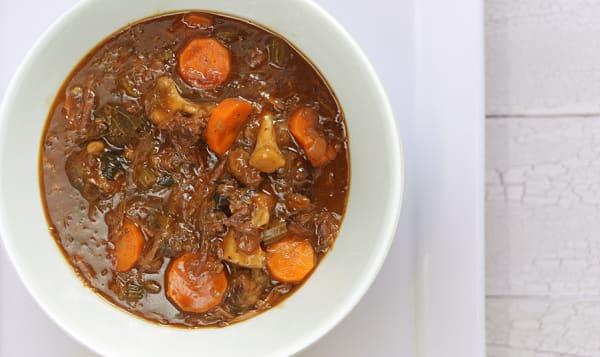 Classic 5 Ingredient Beef Stew Ingredient Bundle