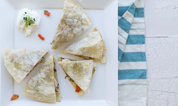 Quick Quesadilla Dinner Ingredient Bundle (Frozen)