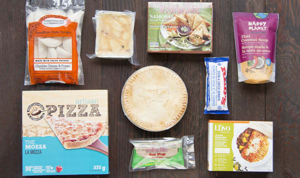 More Time For Life Meal Ingredient Bundle