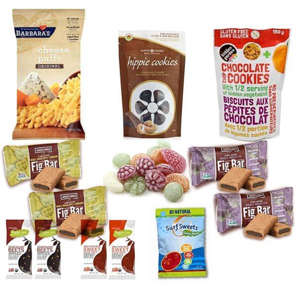 Kid's Snack Box Ingredient Bundle