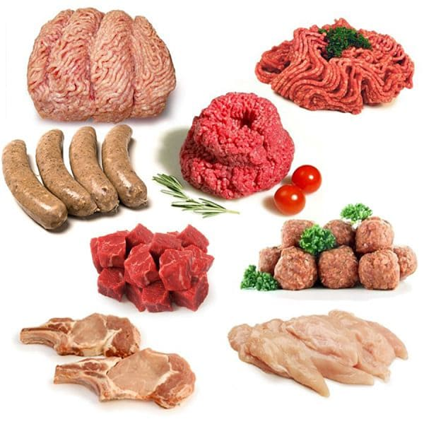 Monthly Meat Stock Up Bundle