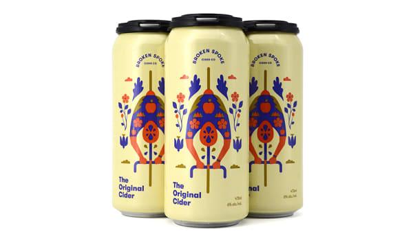 The Original Cider