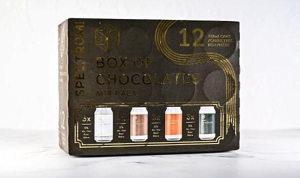 Box of Chocolate Mix Pack