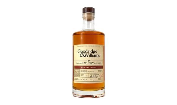 Goodridge & Williams - Western Grains Whiskey