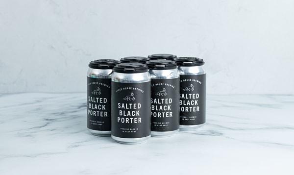 Salted Black Porter