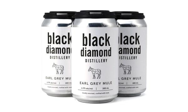 Earl Grey Mule