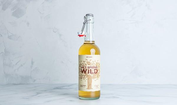 Organic Dry Cider