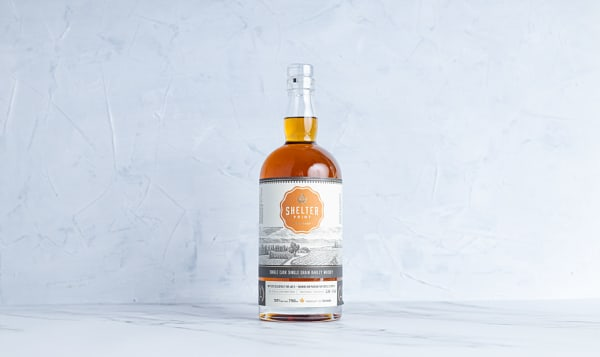 Shelter Point Barley Single Cask Whisky 7 Year