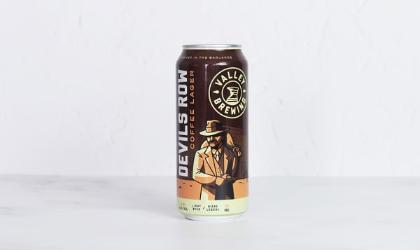 Devil's Row Coffee Lager