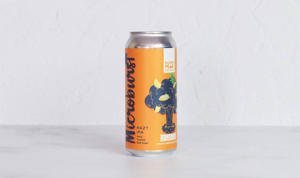 Microburst Hazy IPA