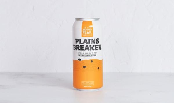 Plainsbreaker Hopped Wheat Ale