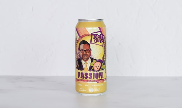 Passion Fruit Blonde Ale