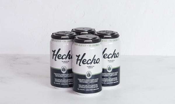 Hecho Tequila Soda