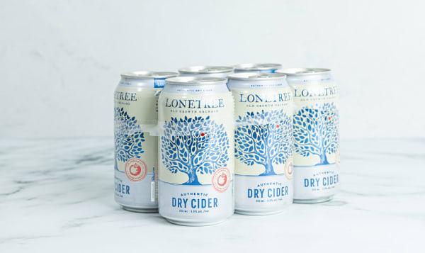 Authentic Dry Apple Cider