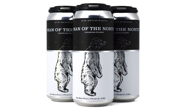 Man of the North Pilsner