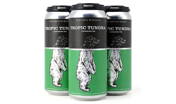 Tropic Tundra Canadian IPA
