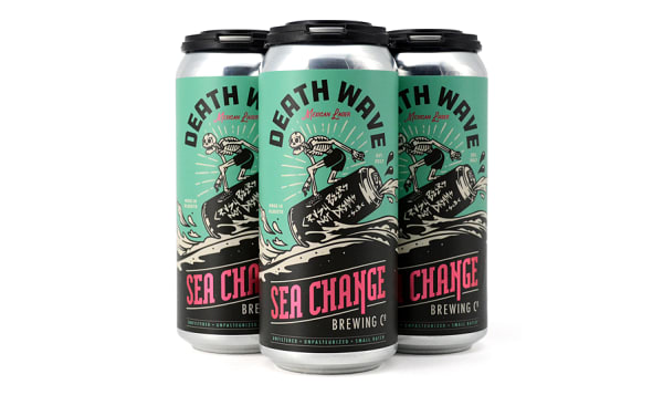 Death Wave Mexian Lager
