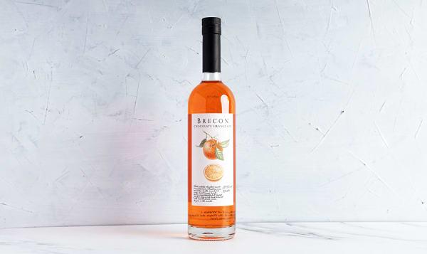 Penderyn Distillery - Brecon Chocolate Orange Gin