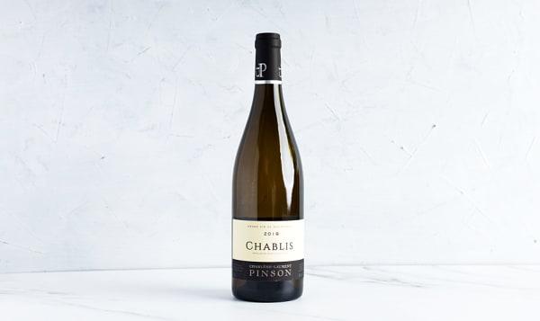 Domaine Pinson Chablis