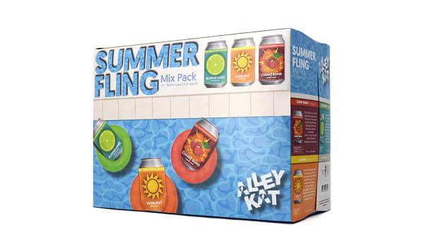 Summer Fling Mixpack
