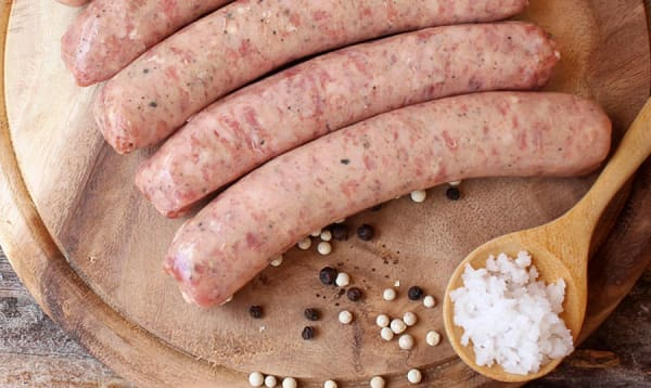 Classic Pork Breakfast Sausage (Frozen)