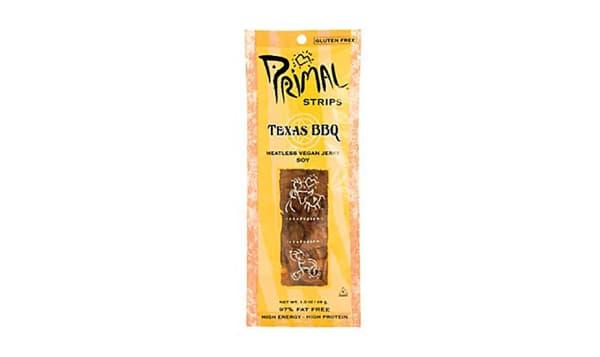 Texas BBQ Vegan Jerky