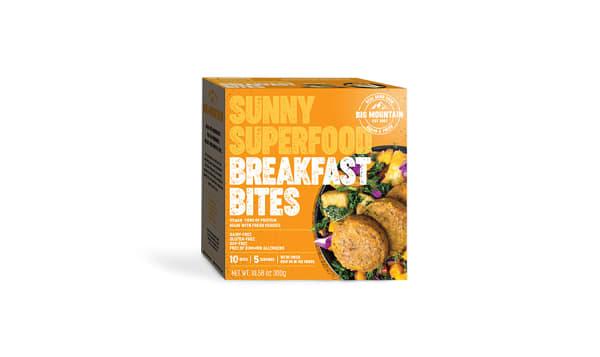 Sunny Superfood Breakfast Bites