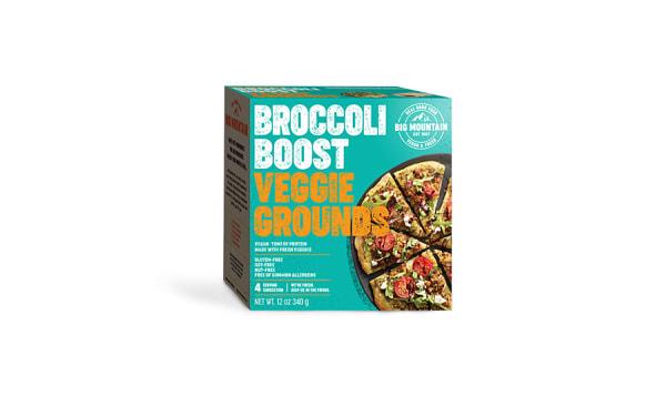 Broccoli Crumble Veggie Grounds