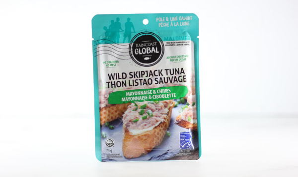 Skipjack Tuna Pouch - Mayonnaise & Chives